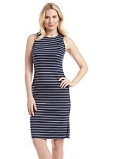 Marc New York Striped Tank Sheath Dress