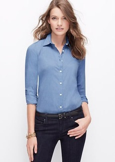 Chambray Perfect Shirt