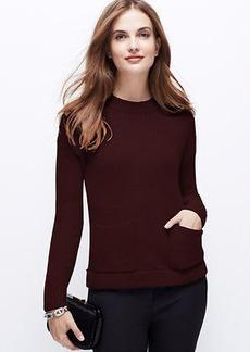 Cozy Pocket Sweater