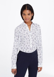 Daisy Silky Shirt