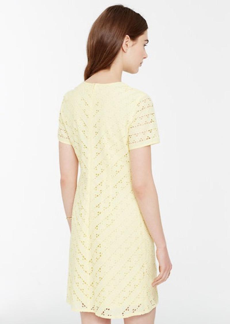 Ann taylor eyelet sheath dress dresses shop it to me for Robes de noce ann taylor