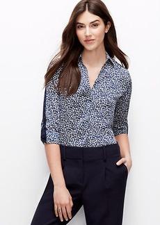 Floral Lacy Shirt