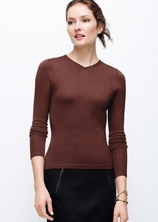 High V-Neck Sweater