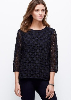 Link Lace Top