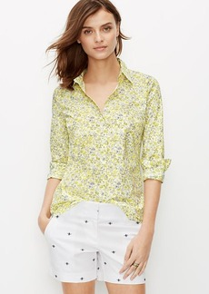 Pansy Perfect Shirt