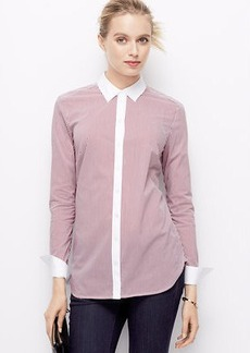 Petite Colorblock Perfect Shirt