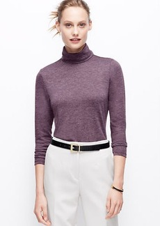 Petite Long Sleeve Turtleneck