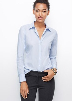 Petite Pindot Perfect Shirt