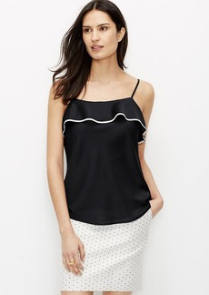 Tiered Tipped Cami