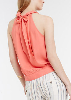Twist Neck Halter
