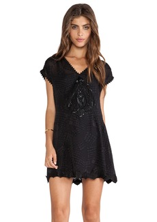 Anna Sui Anna's Essential Jacquard Dress