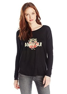 Anna Sui Women's Polka Dot Girl T-Shirt