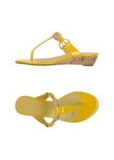 ANNE KLEIN - Thong sandal