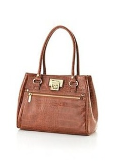 Anne Klein® Alligator Alley Satchel