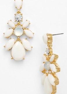 Anne Klein Chandelier Earrings