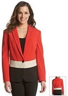 Anne Klein® Color Block Blazer