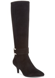 Anne Klein Cuthbert Tall Shaft Dress Boots