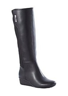 "Anne Klein® ""Durwyn"" Tall Shaft Wedge Boots"