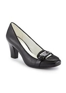 "Anne Klein® ""Fabrice"" Sculpted Dress Heels *"