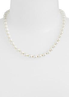 Anne Klein Faux Pearl Necklace