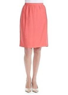 Anne Klein® Gathered Skirt