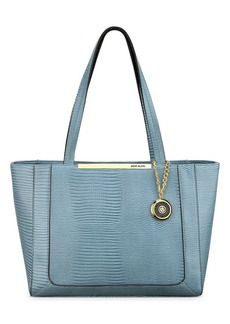 Anne Klein Leo Lizard II Medium Tote