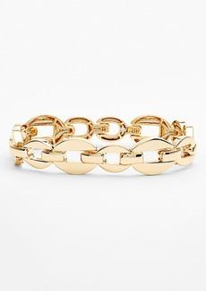Anne Klein Link Stretch Bracelet