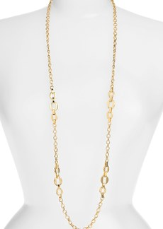 Anne Klein Long Link Necklace