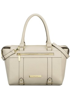 Anne Klein Military Luxe Medium Satchel