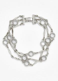 Anne Klein Multistrand Bracelet