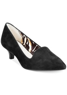 Anne Klein Munroe Kitten Heel Pumps