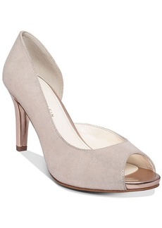 Anne Klein Octavie d'Orsay Platform Pumps