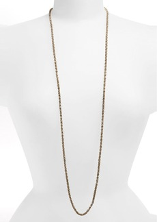 Anne Klein Pavé Long Layering Necklace