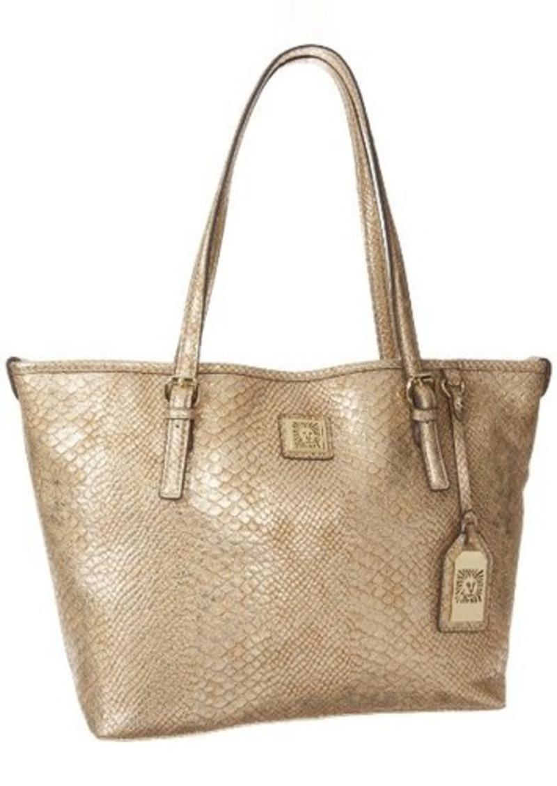 Anne Klein Anne Klein Perfect Medium Tote Handbag ...