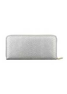 Anne Klein® Pretty and Pink Zip Around Wallet