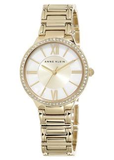 Anne Klein Round Bracelet Watch, 39mm