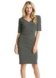 Anne Klein® Side Drape Sheath Dress