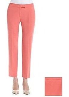 Anne Klein® Slim Pique Pants