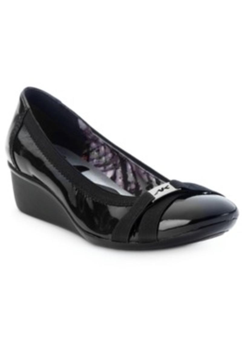 klein klein sport definitely wedge pumps shoes