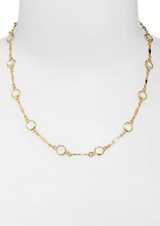 Anne Klein Station Necklace