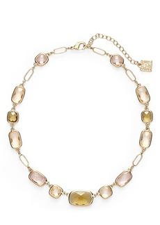 Anne Klein Stone Collar Necklace