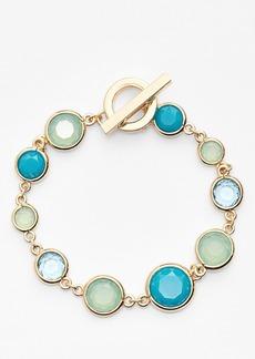 Anne Klein Stone Toggle Bracelet