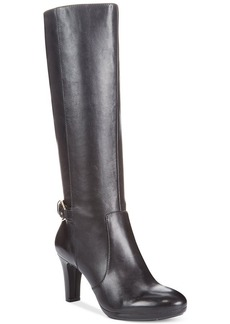 Anne Klein Strahan Wide-Calf Dress Boots
