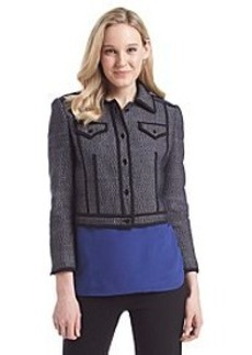 Anne Klein® Tweed Jacket