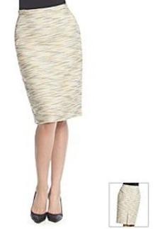 Anne Klein® Tweed Skirt