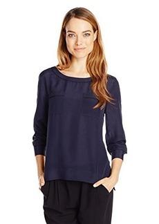 Anne Klein Women's T-shirt Blouse