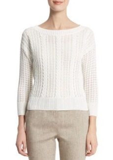 Easy Pullover Sweater