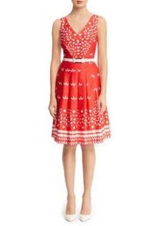 Eyelet Day Dress