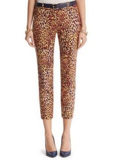 Leopard Print Pant