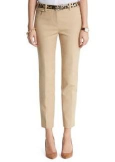 Slim Crop Pant